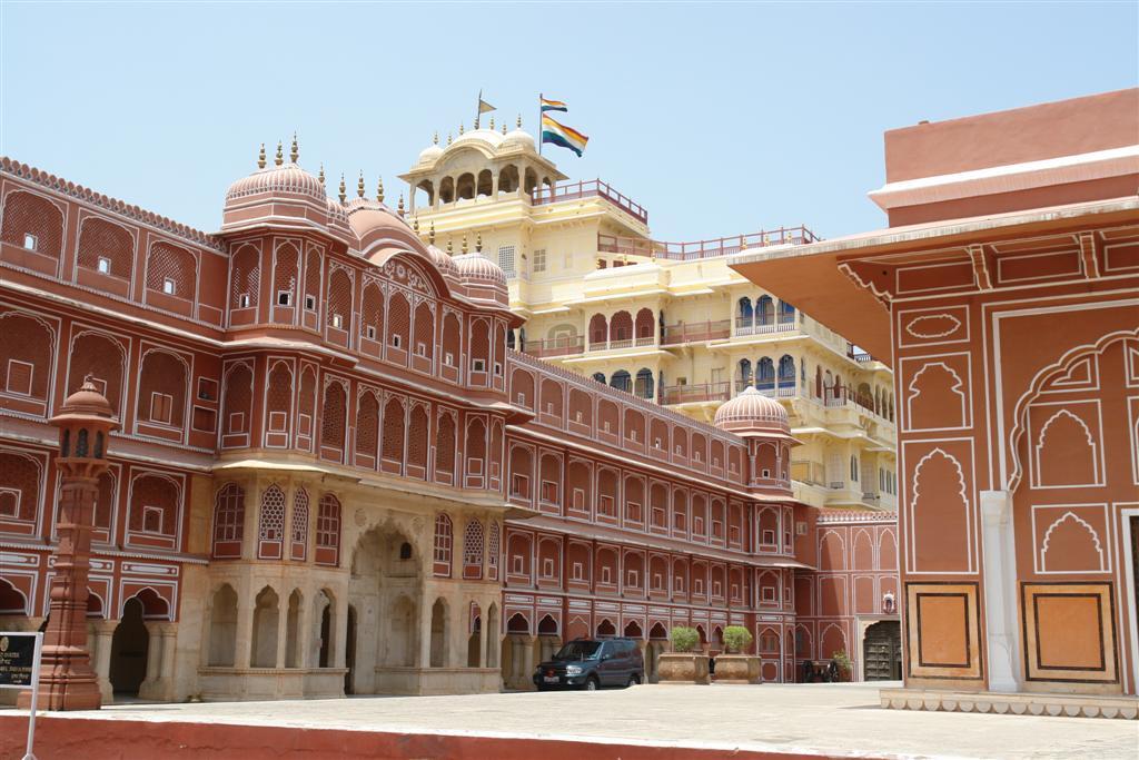 Qué ver en Jaipur: Interior del Palacio de la Ciudad qué ver en jaipur - 4142706641 bd514b8c1a o - Qué ver en Jaipur, India