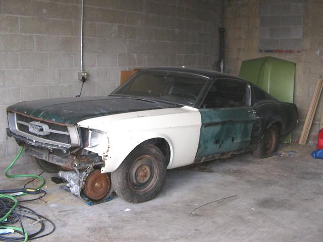 Fastback Mustang Restoration my 1967 Fastback Mustang