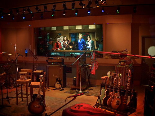 Daily Disney - Saturday Sights and Sounds - Inside Aerosmith's Studio | by Express Monorail