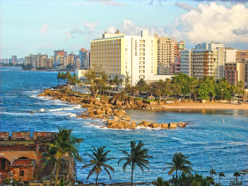 Conrad Hilton San Juan Puerto Rico Hilton Conrad San Juan Condado