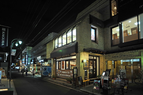 Tokyo 2009 - 吉祥寺 - 多奈加亭 (2)