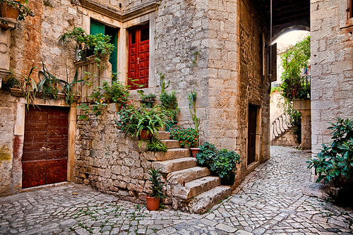 Croatia - Trogir: Marble Streets | by Nomadic Vision Photography