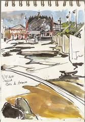 Sevilla, estación Plaza de Armas by inmaserranito