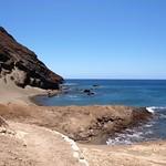 Playa Tejita Coves