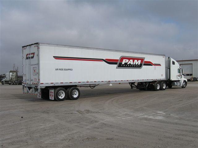PAM Transport's new trucks | Flickr