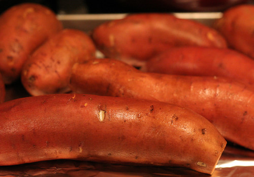 sweet potatoes for roasting | by Maggie Hoffman