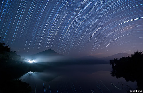 Semenyih Lake Startrails - my lucky night! | by KalerBlind { Im Back for Sexy No JutSu }