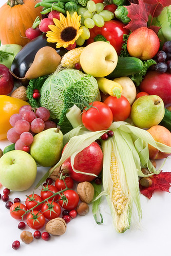 fruits and vegetables | by www.themeetingplacenorth.co.uk