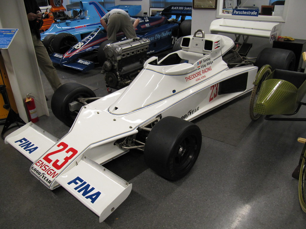 List Of Cars >> 1977 Ensign F1 (Theodore Racing) | Flickr - Photo Sharing!