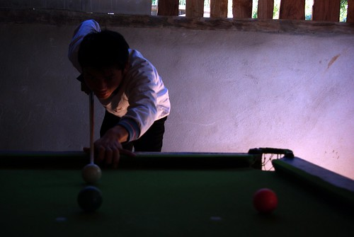 Billiards. Loas | by The Hungry Cyclist