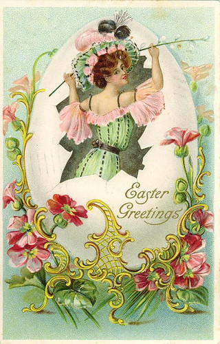 Vintage Easter Postcard | by Suzee Que