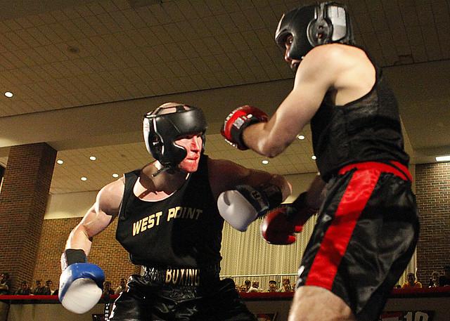 Болки при първите тренировки по бокс