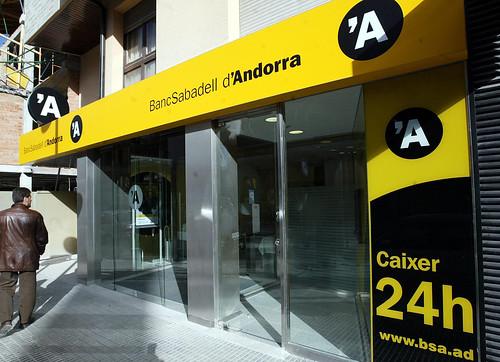 Banc sabadell d 39 andorra la massana oficina del banc for Banc sabadell oficines sabadell