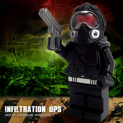 Infiltration Ops (Nova Diomede Precinct) | by Morgan190