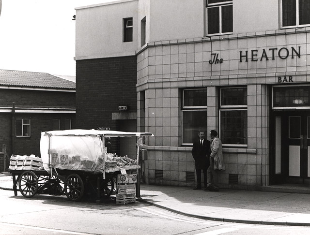 The Heaton Hotel, Shields Road/Brinkburn Street 1974