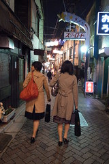 Asagaya night walk