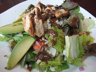 Cali-Cobb Salad from The Lost Shepherd Tavern (Powell, OH) | by swampkitty
