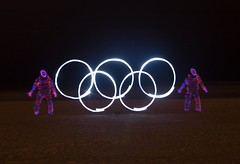 Light Painting Olympics by duane.schoon