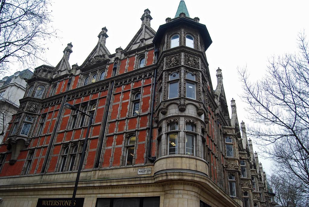 Edwardian Buildings In London 1902 1910 Flickr Photo