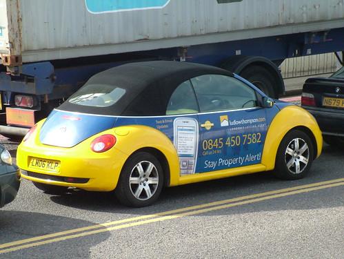 Ludlow Thompson Beetle | Ludlow Thompson 2006 Volkswagen ...