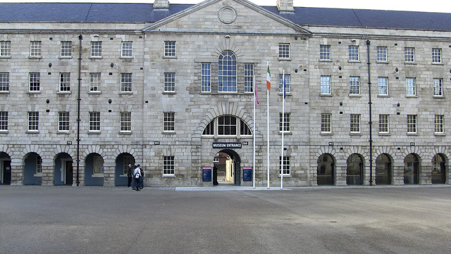 National Museum of Ireland At Collins Barracks
