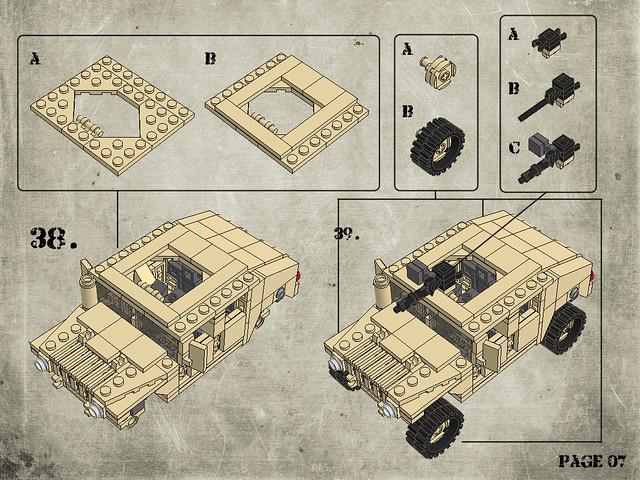 Humvee Instructions Flickr