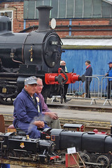 Live Steam, Eastleigh, 25 May 2009 by Ian D Nolan