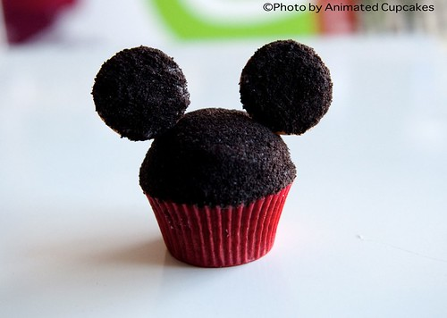 Mickey Mouse Cupcakes | by Animated Cupcakes