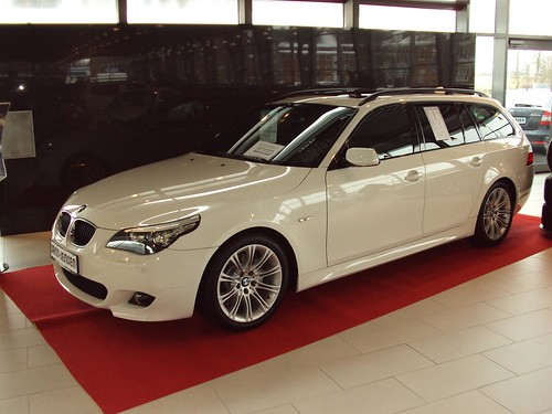 bmw 520d touring autohaus sand jensen flensburg nakhon100 flickr. Black Bedroom Furniture Sets. Home Design Ideas