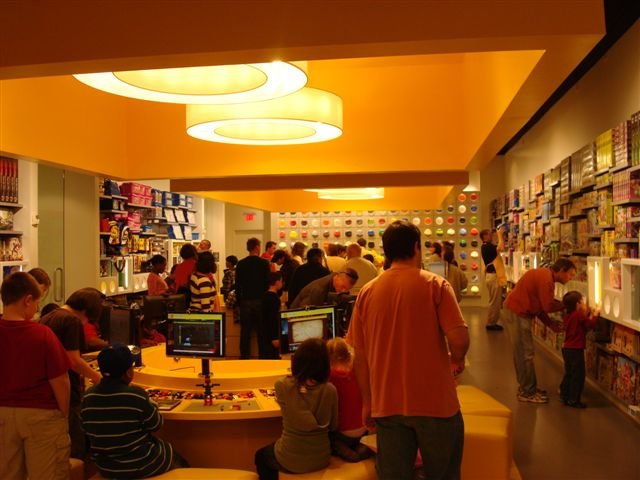 LEGO Shop (Concord Mills) | Flickr