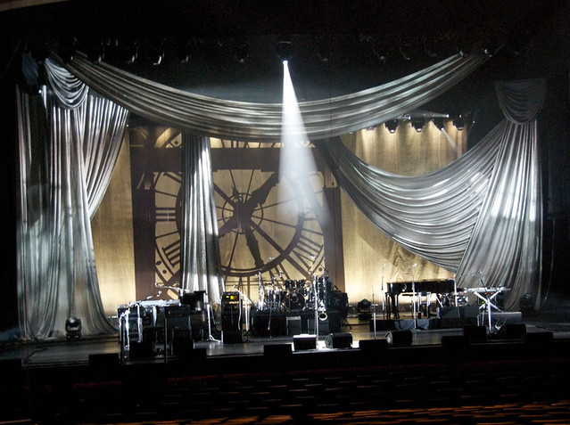 Digital Backdrops For Stage With Digital Backdrop | by