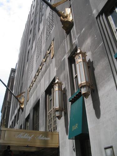 Waldorf Astoria shot