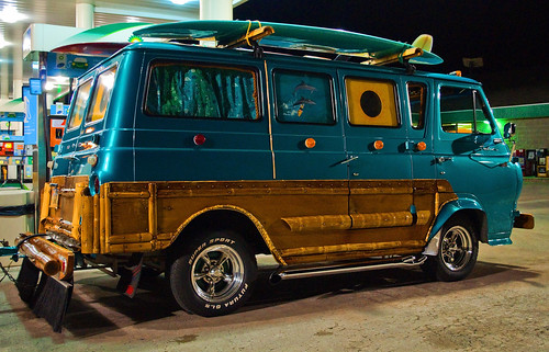 Most Awesome Custom Surf Van | by john4kc