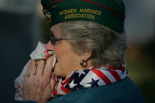 Oldest Female Marine passes away | by NYCMarines