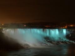 Blue Falls by Simousim