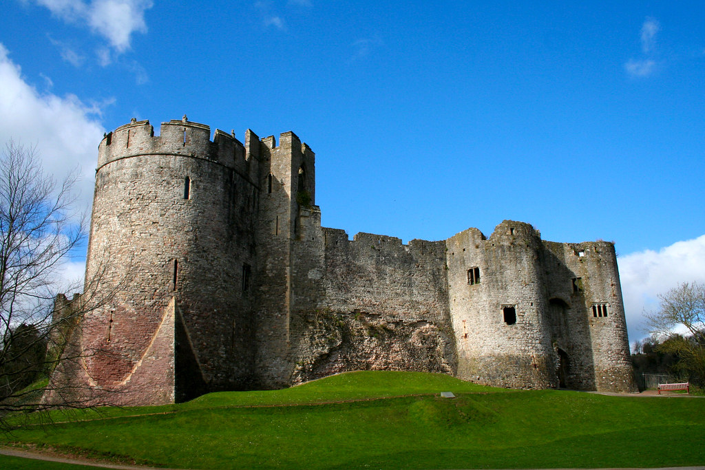 Castle Photography Chepstow Chepstow Castle | by Canis