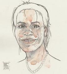 SUSANNE DEIERLEIN IN OXFORD. March 8, 2014 by Joan Ramon Farré Burzuri