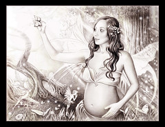 FairyPortrait.Pregnant | by artisfire