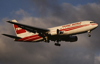 TWA Trans World Airlines Boeing 767-200 | by Deanster1983 who's mostly off for a while