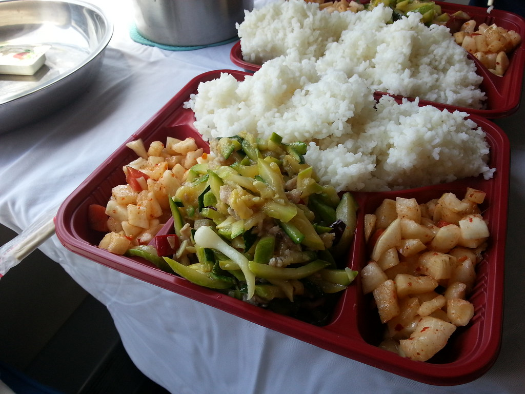 Train food 2