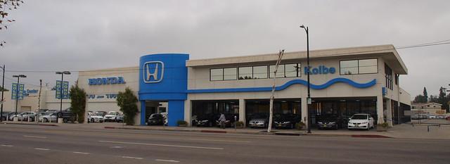 Kolbe Honda still stands