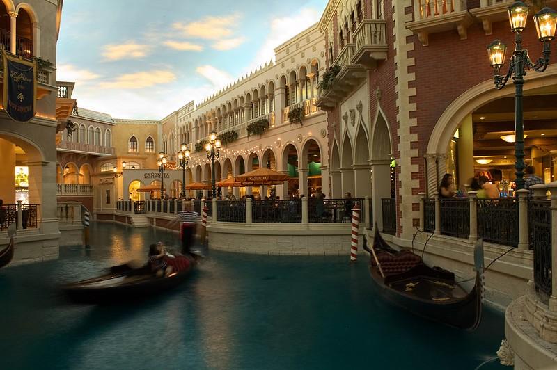 Les casinos du Strip : The Venetian