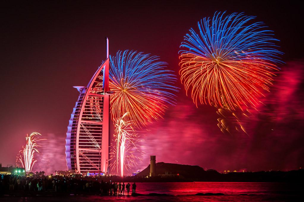 Burj New Year