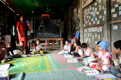 Leader and teacher | by undp.bangladesh