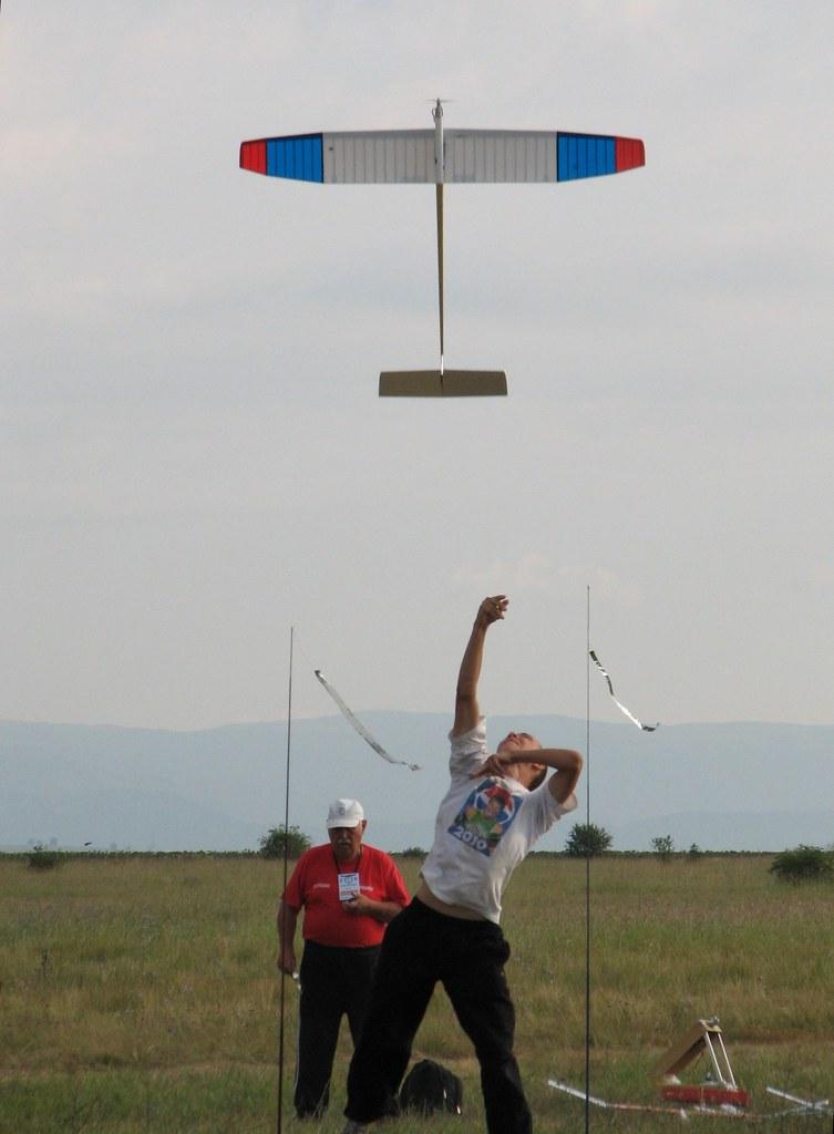 2013 fai junior european championships for free flight