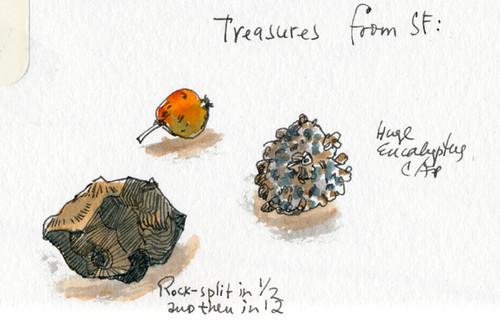 February 2014: Treasures