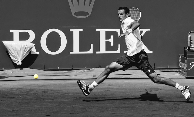 Monte-Carlo Rolex Masters 2014 - Paul-Henri Mathieu