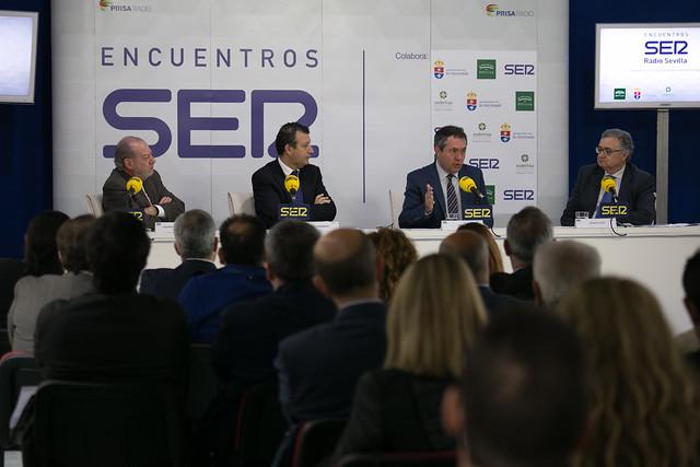 03-280317 Encuentros SER, La Rinconada