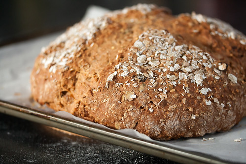 Multigrain Irish Soda Bread