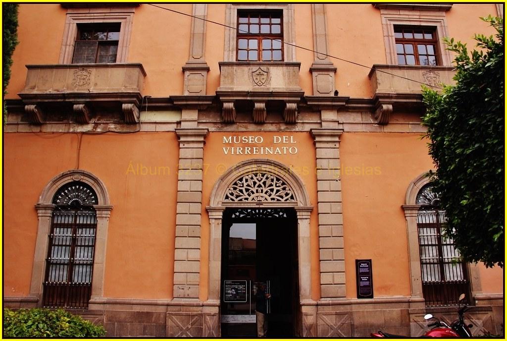 museo virreinato: